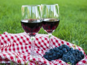 Домашнее вино из Изабеллы
