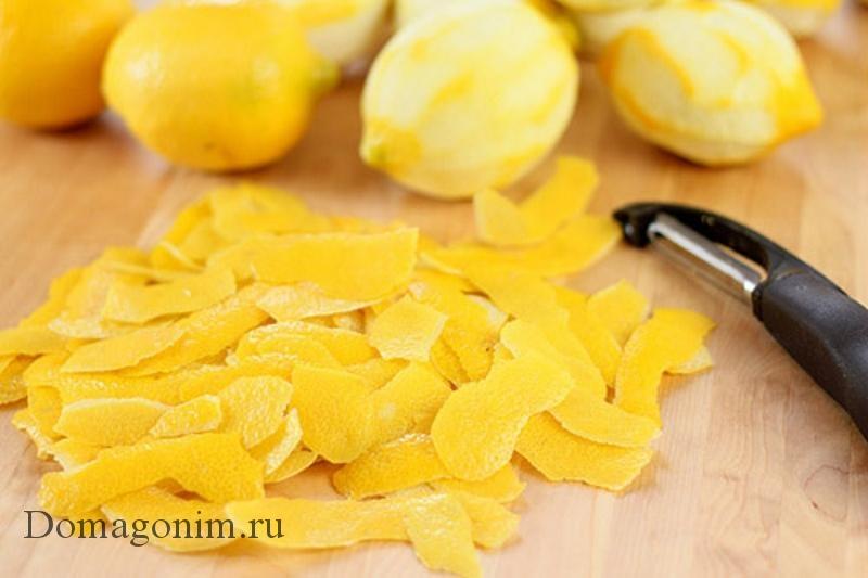 Быстрый способ приготовить лимонный ликер дома.