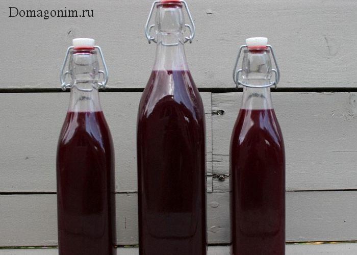 Вишневое вино своими руками
