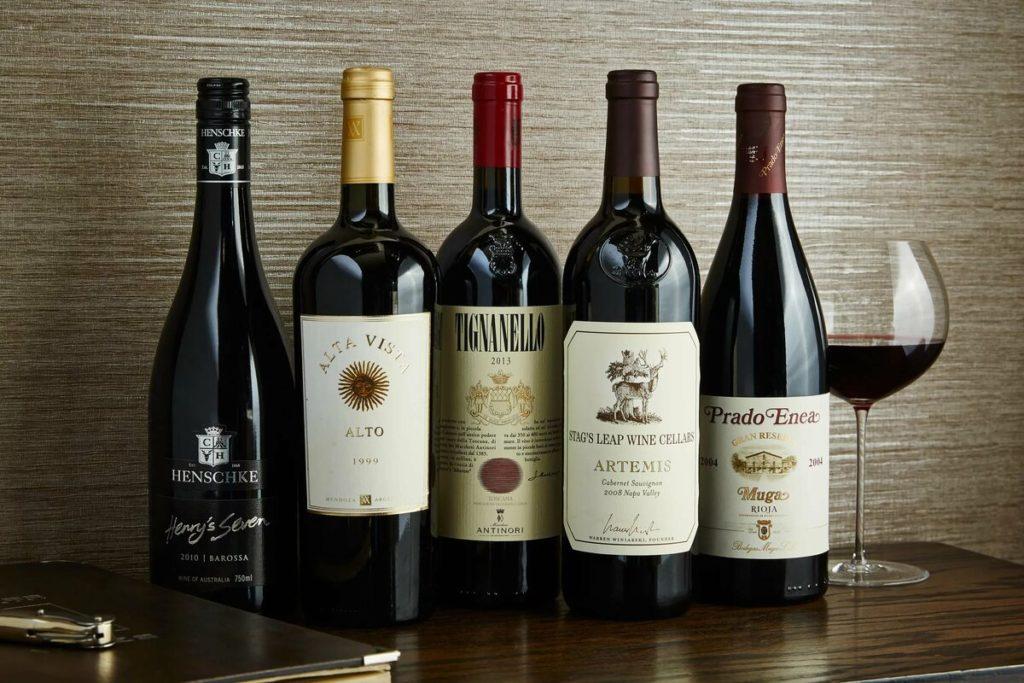 Классификация красного вина
