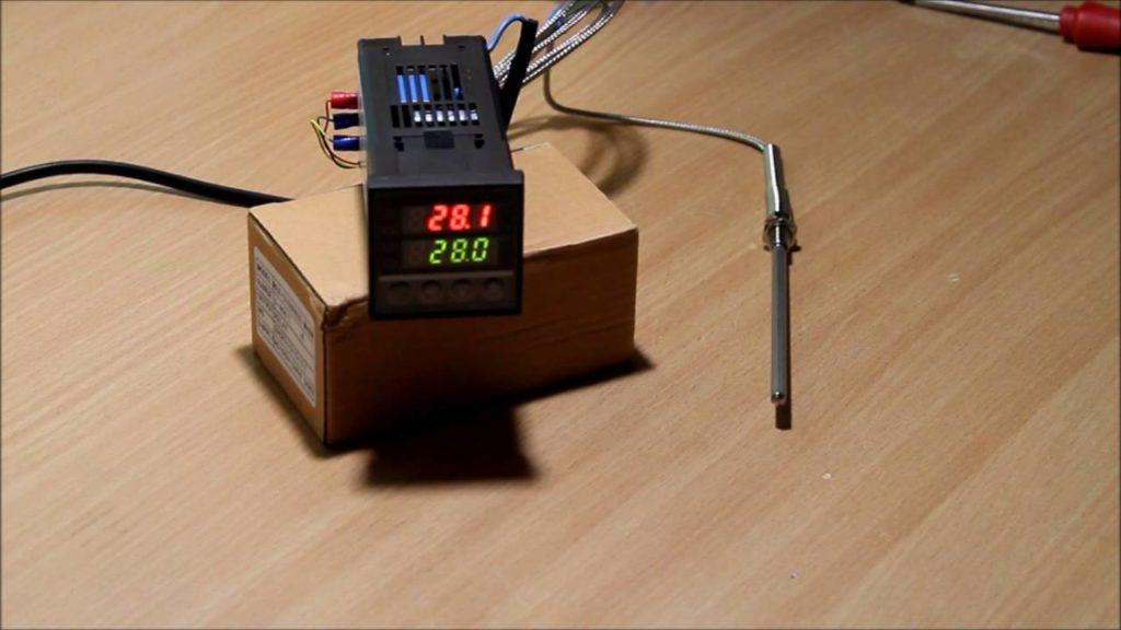 Терморегулятор для самогонного аппарата