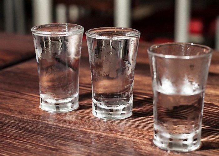 Классическая водка в домашних условиях