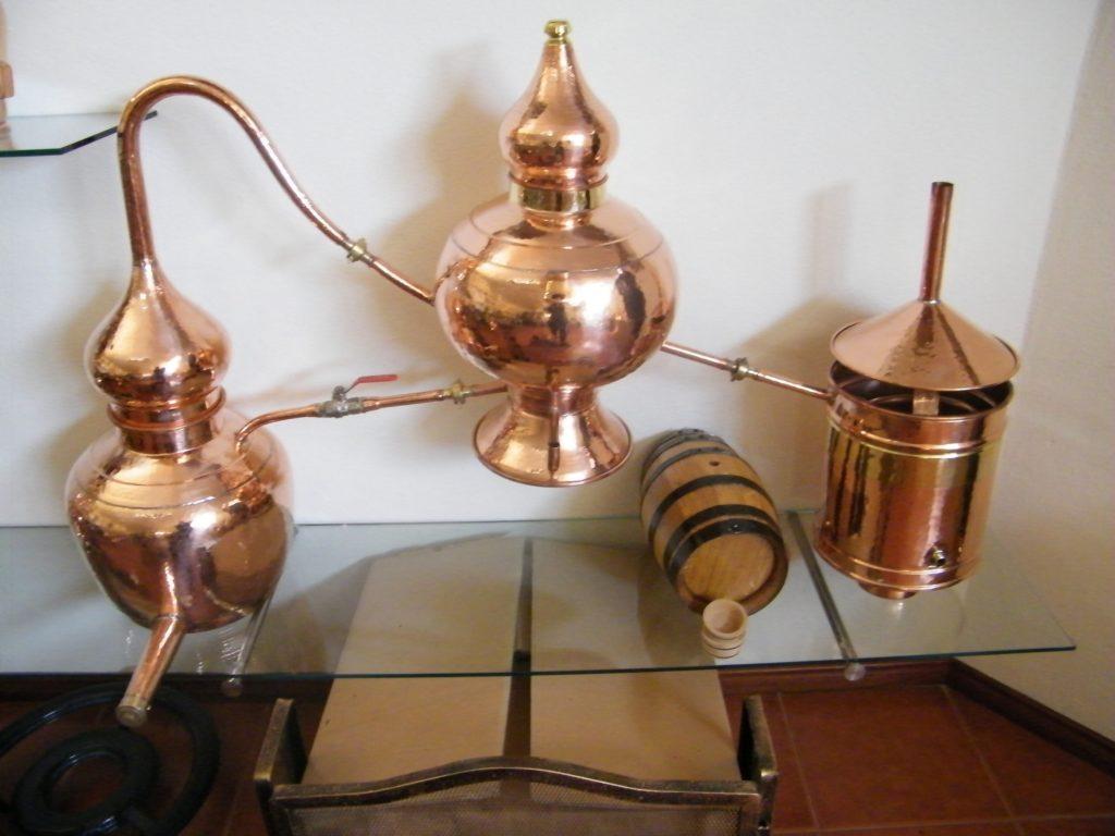 Аламбик шарантский