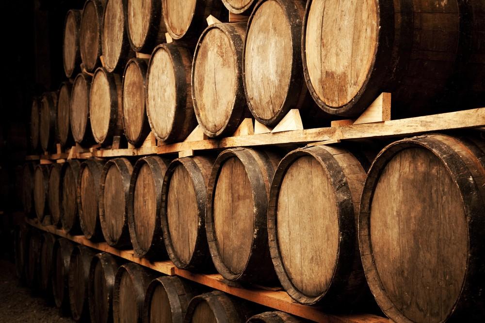 Бочонок для виски