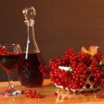 Вино из калины в домашних условиях