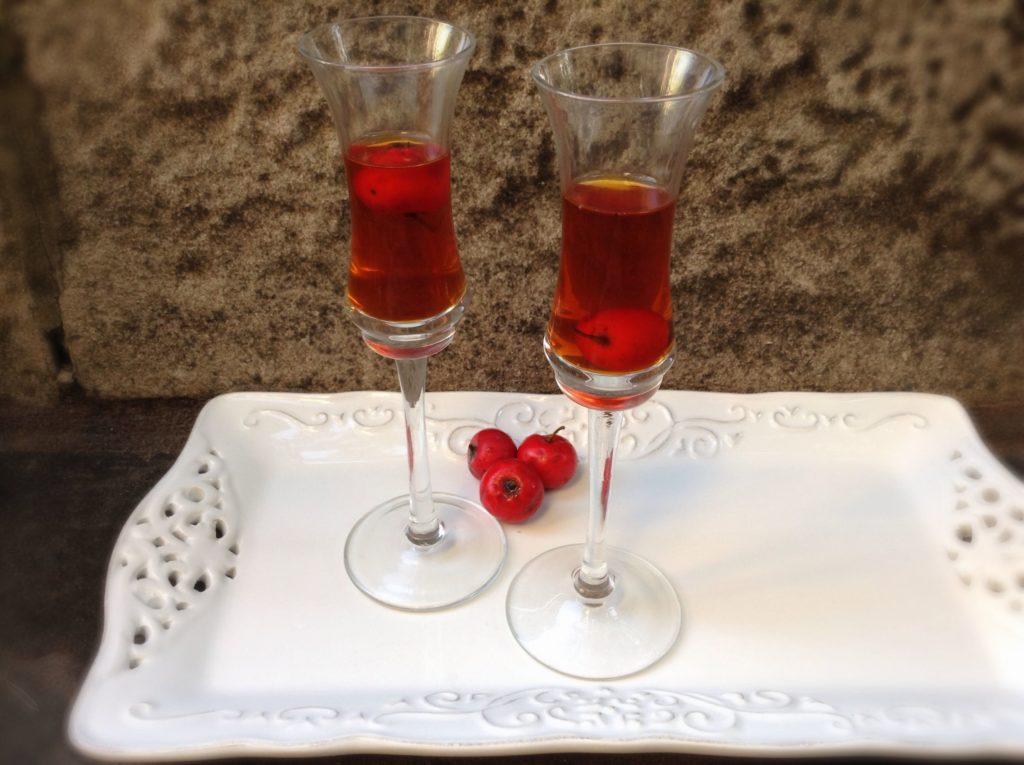 Вино из боярышника простой рецепт