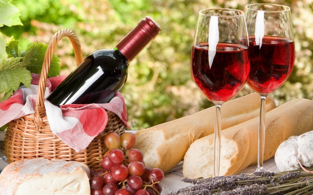 Виноградные вина в домашних условиях