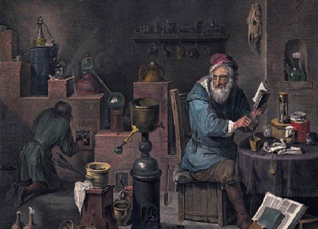 История производства шотландского скотча