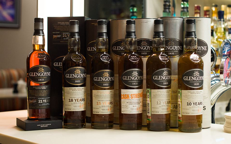 Виски Glengoyne (гленгойн)