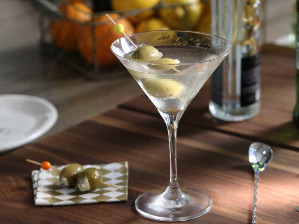 Домашний мартини бианко