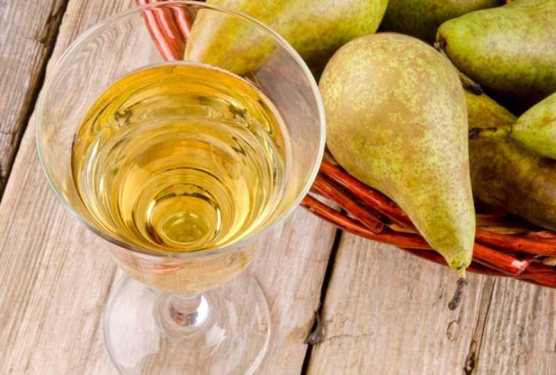 Вино из грушевого сока своими руками